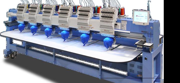 happy HCR3 ipari hímzőgép