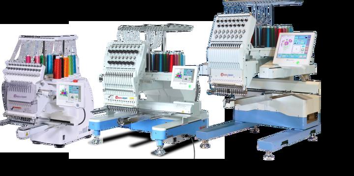Happy egyfejes ipari hímzőgépek