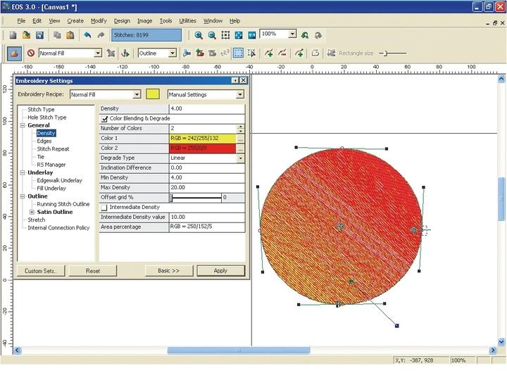 Embroidery software forvex kft hímzőgépek értékesítése